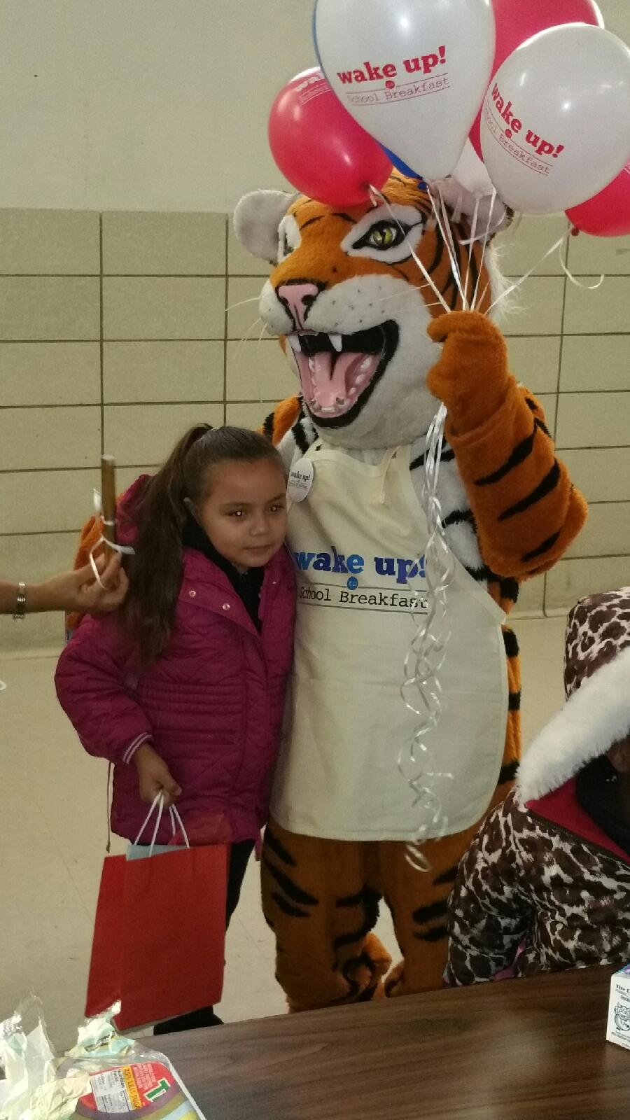 Hempstead Julius the Tiger
