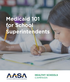 medicaid 101 report cover